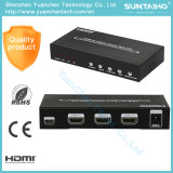2X1 Switcher Multi-Телезрителя V1.3 HDMI с типуном