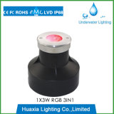 IP68 Piscina LED Empotrables LED Luz subacuática