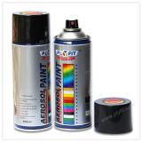 高い耐熱性スプレー式塗料