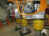 Dame vibratoire Gyt-70h de damage d'essence de machines de construction avec Honda Gx100