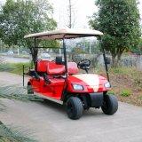 後部フリップシートが付いているカスタマイズされた新しいモデル6のSeaterの電気ゴルフカート