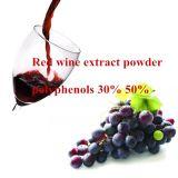 Порошок выдержки красного вина полифенолов 100% естественный