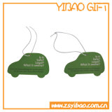 El papel purificador de aire ozono purificador de aire coche Ambientador de coche por el Perfume regalo de promoción (YB-ambientador)