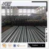 9m Palo elettrico d'acciaio galvanizzato 10m