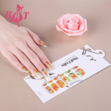 Fashionalble Flower Water Transfer Nail Art Stickers Autocollant pour ongles
