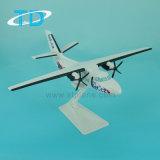아BS 플라스틱은 L-410 (18cm) 화물 복사 모형 항공기를 시켰다