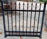 Eco Friendly Architectural Aluminium Metal Fence Panel para Jardim