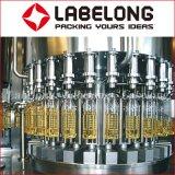 Máquina de enchimento automática cheia do petróleo do frasco do animal de estimação