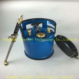 De gloednieuwe Scherpe Toorts van de Benzine van Oxy van het Houvast/de Machine en de Draagbare Schouder hangen (achter) Scherpe Toorts voor Lassen