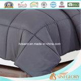 Trapunta pura dello Synthetic del cotone di vendita del Comforter sintetico caldo dell'hotel