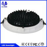 Poder más elevado 36W 240*106 milímetro 8 pulgadas ahuecadas alrededor de luz de techo del LED