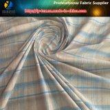 Tessuto dell'assegno tinto filato di nylon, tessuto di nylon di Shirting, Handfeeling morbido