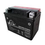 il AGM di 12V 4ah acido al piombo asciuga la batteria caricata per la motocicletta