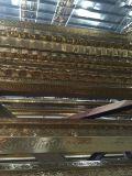 Grabar el tubo hexagonal del acero inoxidable del modelo de Corlored