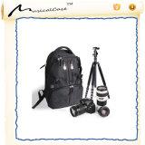 Nuovo sacchetto della macchina fotografica di Digitahi DSLR dello zaino della tela di canapa di Arrvial