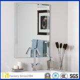 Spiegel van de Lengte van Frameless van het Aluminium van de Kleedkamer van de Slaapkamer van Bathroorm de Volledige