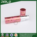 бутылочное стекло брызга перемещения дух атомизатора 5ml Refillable & бутылка атомизатора алюминия карманная алюминиевая с точным спрейером тумана