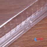 De Duidelijke Plastic Clamshell Verpakking van de douane, de Duidelijke Plastic Verpakking van Clamshell van de Blaar, de Plastic Verpakking van de Blaar met de Kaart van het Tussenvoegsel