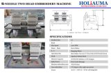auf Verkauf! Kopf der Holiauma Fabrik-Stickerei-Maschinen-2 mit 15 Nadeln bedecken/Shirt-Stickerei mit einer Kappe