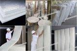 Lanas de Cristal Formaldehído-Libres Incombustibles del Material de Aislante para el Horno
