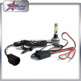 Bluetooth 통제를 가진 최고 밝은 40W 4800lm 고/저 광속 H4 자동 RGB 차 LED 빛