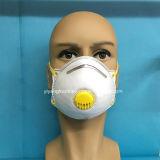 Respirador no tejido Ffp2 y Ffp1 del polvo anti del Ce con la válvula