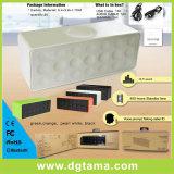Super Bass Square Speaker sem fio V4.0 com NFC Supported Apt-X