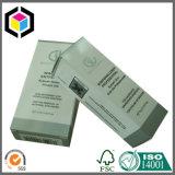 Freie Plastikfenster-Papppapierverpackenkasten für Kosmetik