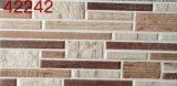 materiale da costruzione delle mattonelle di ceramica della parete esterna di 200X400mm Matt (42242)