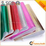 Tovaglia del tessuto laminata pellicola metallica