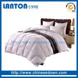Kundenspezifischer Baumwolltröster-Hotel-König 100% Duck Down Comforter