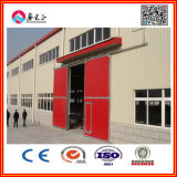 Almacén ligero de la fábrica de la fabricación de la estructura de acero