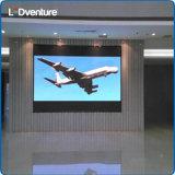 Écran de visualisation polychrome d'intérieur de DEL pour la publicité