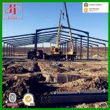 Construction d'entrepôt de bâti en acier pour la cloche