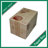Papier d'impression couleur Boîte en carton ondulé
