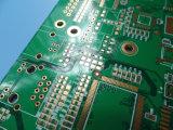 多層PCB 4台の層のRO435bおよびFr4物質的なサーキット・ボード