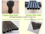 Пробка волокна углерода сплющенная/труба