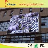 P10 colore completo esterno LED che fa pubblicità allo schermo di visualizzazione
