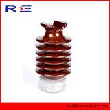 Aislador de cerámica modificado para requisitos particulares 57-2 del poste de la mejor antigüedad de la calidad del ANSI