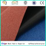 Катион 300d DTY черного жаккарда PVC Coated Nylon упрощает ткань Duotone Оксфорд для того чтобы сделать софу /Bags