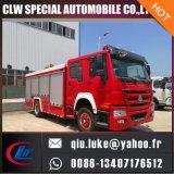 Fournisseur de grande quantité Personnaliser un camion à pompier en poudre