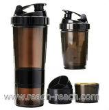 Energia que bebe o frasco plástico do abanador (R-S039A)