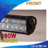 12V/24V barra ligera campo a través de alto rendimiento del CREE 180W 4X4 LED