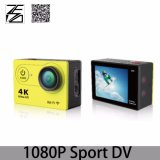1080P appareil-photo d'action du sport DV avec le WiFi et l'écran LCD 30m de 2 pouces imperméables à l'eau
