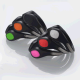 Compettiveの価格のクリップを実行する卸し売り方法LED靴