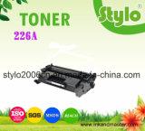 CF226A, 26A, 226A, cartucho de tonalizador preto do laser para a impressora do cavalo-força M402dw/M402dn/M426