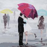 [أيل بينتينغ] حديثة لأنّ عاشق تحت مظلة