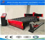 Machine de découpage de plasma de commande numérique par ordinateur de pipe et de feuille de coût bas de haute précision