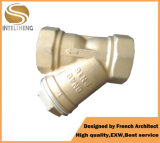 "Hoher Quaity Y Typ Messinggrobfilter 2 des Filter-1/2 "" - """