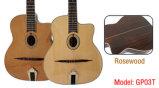 Guitarra Jazz nueva moda con estilo gitano con precio inferior de la